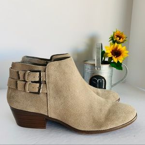 "Sam Edelman ""Petal"" booties Women's size 8"